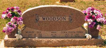 WOODSON, WESLEY DEE - Lawrence County, Arkansas | WESLEY DEE WOODSON - Arkansas Gravestone Photos