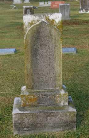 WOODYARD, MARIE ELIZABETH - Lawrence County, Arkansas   MARIE ELIZABETH WOODYARD - Arkansas Gravestone Photos
