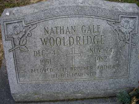 WOOLDRIDGE, NATHAN GALE - Lawrence County, Arkansas | NATHAN GALE WOOLDRIDGE - Arkansas Gravestone Photos