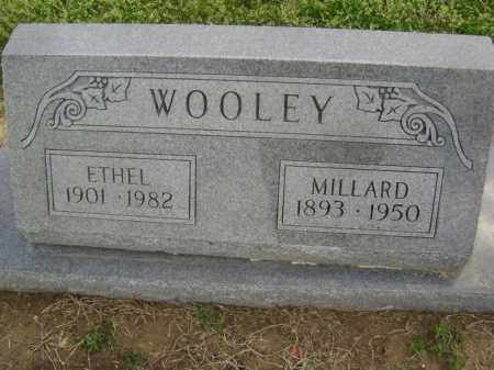 WOOLEY, ETHEL - Lawrence County, Arkansas | ETHEL WOOLEY - Arkansas Gravestone Photos