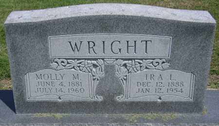 WRIGHT, IRA L. - Lawrence County, Arkansas | IRA L. WRIGHT - Arkansas Gravestone Photos
