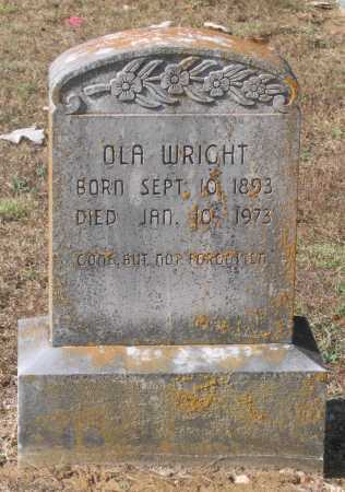 HARRIS WRIGHT, OLA - Lawrence County, Arkansas | OLA HARRIS WRIGHT - Arkansas Gravestone Photos