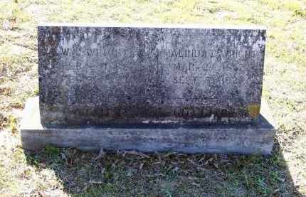 WRIGHT, WILLIAM J. - Lawrence County, Arkansas | WILLIAM J. WRIGHT - Arkansas Gravestone Photos