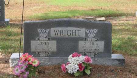 NORMAN WRIGHT, ZILPHIA CATHERINE - Lawrence County, Arkansas | ZILPHIA CATHERINE NORMAN WRIGHT - Arkansas Gravestone Photos