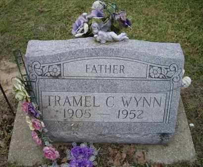 WYNN, TRAMEL C. - Lawrence County, Arkansas | TRAMEL C. WYNN - Arkansas Gravestone Photos