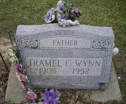 WYNN, TRAMEL C. - Lawrence County, Arkansas | TRAMEL C. WYNN - Arkansas Gravestone Photos