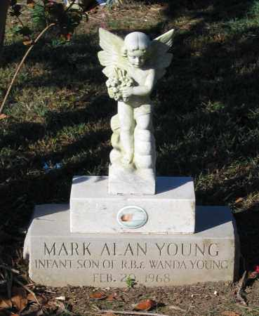 YOUNG, MARK ALAN - Lawrence County, Arkansas | MARK ALAN YOUNG - Arkansas Gravestone Photos