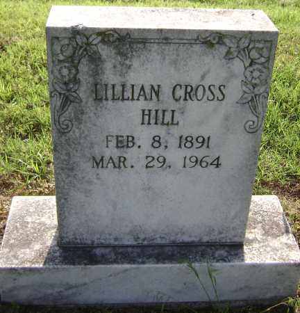 HILL, LILLIAN - Lawrence County, Arkansas | LILLIAN HILL - Arkansas Gravestone Photos