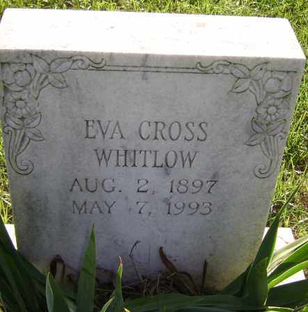 WHITLOW, EVA LORENE - Lawrence County, Arkansas | EVA LORENE WHITLOW - Arkansas Gravestone Photos