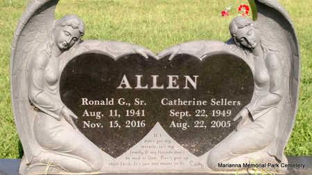 SELLERS ALLEN, CATHERINE - Lee County, Arkansas | CATHERINE SELLERS ALLEN - Arkansas Gravestone Photos