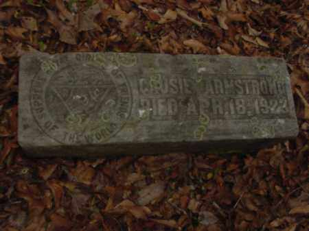 ARMSTRONG, CAUSIE - Lee County, Arkansas | CAUSIE ARMSTRONG - Arkansas Gravestone Photos