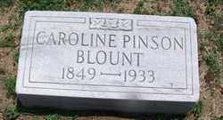 BLOUNT, CAROLINE - Lee County, Arkansas | CAROLINE BLOUNT - Arkansas Gravestone Photos