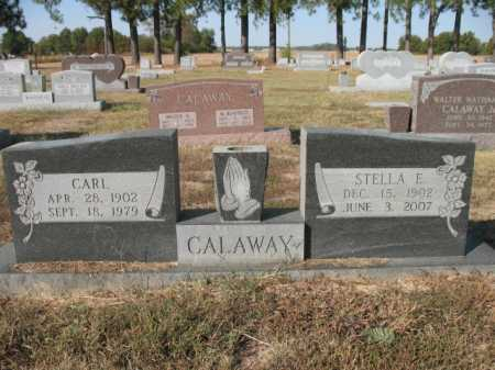 CALAWAY, STELLA E - Lee County, Arkansas | STELLA E CALAWAY - Arkansas Gravestone Photos