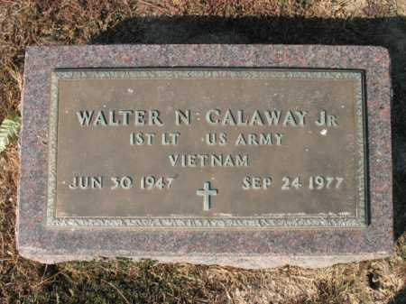 CALAWAY, JR. (VETERAN VIET), WALTER NATHANIEL - Lee County, Arkansas | WALTER NATHANIEL CALAWAY, JR. (VETERAN VIET) - Arkansas Gravestone Photos