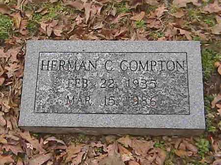COMPTON, HERMAN C. - Lee County, Arkansas | HERMAN C. COMPTON - Arkansas Gravestone Photos
