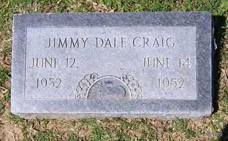 CRAIG, JIMMY DALE - Lee County, Arkansas | JIMMY DALE CRAIG - Arkansas Gravestone Photos