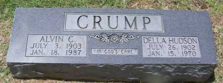 HUDSON CRUMP, DELLA - Lee County, Arkansas | DELLA HUDSON CRUMP - Arkansas Gravestone Photos