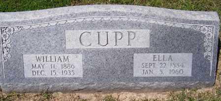 CUPP, WILLIAM - Lee County, Arkansas   WILLIAM CUPP - Arkansas Gravestone Photos