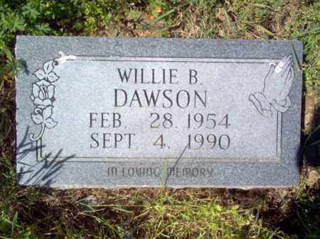 DAWSON, WILLIE B - Lee County, Arkansas | WILLIE B DAWSON - Arkansas Gravestone Photos
