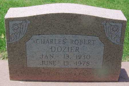 DOZIER, CHARLES ROBERT - Lee County, Arkansas | CHARLES ROBERT DOZIER - Arkansas Gravestone Photos