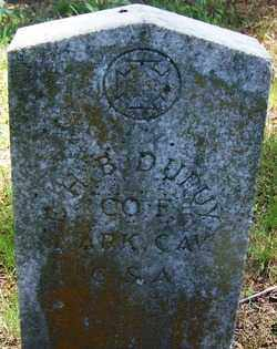 DUPUY (VETERAN CSA), E H B - Lee County, Arkansas | E H B DUPUY (VETERAN CSA) - Arkansas Gravestone Photos