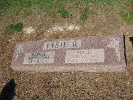 FISHER, NELLIE - Lee County, Arkansas | NELLIE FISHER - Arkansas Gravestone Photos