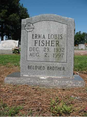 FISHER, ERMA LOUIS - Lee County, Arkansas | ERMA LOUIS FISHER - Arkansas Gravestone Photos
