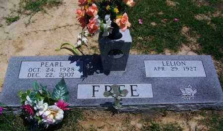 FREE, PEARL - Lee County, Arkansas | PEARL FREE - Arkansas Gravestone Photos