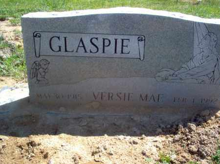 GLASPIE, VERSIE MAE - Lee County, Arkansas | VERSIE MAE GLASPIE - Arkansas Gravestone Photos
