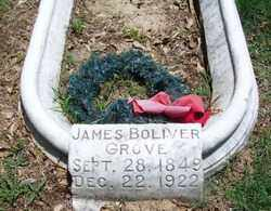 GROVE (VETERAN CSA), JAMES BOLIVER - Lee County, Arkansas | JAMES BOLIVER GROVE (VETERAN CSA) - Arkansas Gravestone Photos