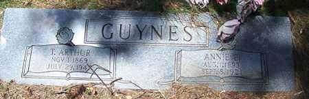 GUYNES, ANNIE E - Lee County, Arkansas | ANNIE E GUYNES - Arkansas Gravestone Photos