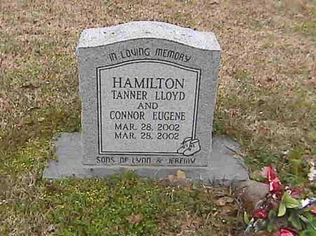 HAMILTON, CONNER EUGENE - Lee County, Arkansas | CONNER EUGENE HAMILTON - Arkansas Gravestone Photos