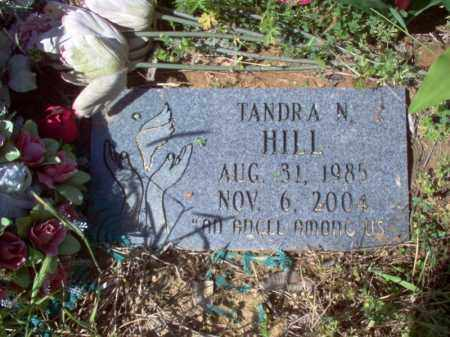 HILL, TANDRA NICOLE - Lee County, Arkansas | TANDRA NICOLE HILL - Arkansas Gravestone Photos