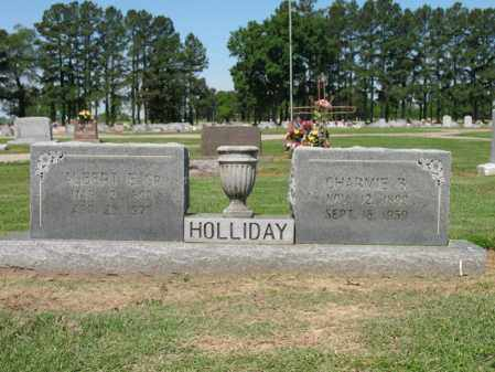 HOLLIDAY, SR., ALBERT E - Lee County, Arkansas | ALBERT E HOLLIDAY, SR. - Arkansas Gravestone Photos