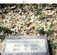 HOLTZCLAW, LOVETTE/LEVETTE SHANNON JR. - Lee County, Arkansas | LOVETTE/LEVETTE SHANNON JR. HOLTZCLAW - Arkansas Gravestone Photos