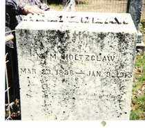 TOWNSEND HOLTZCLAW, MARY M. - Lee County, Arkansas | MARY M. TOWNSEND HOLTZCLAW - Arkansas Gravestone Photos