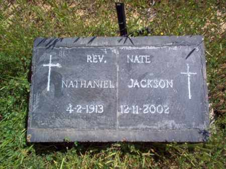 "JACKSON, REV., NATHANIEL ""NATE"" - Lee County, Arkansas 