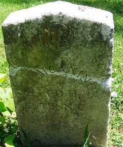 MCANINCH (VETERAN CSA), J H - Lee County, Arkansas | J H MCANINCH (VETERAN CSA) - Arkansas Gravestone Photos