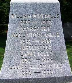 MILLS, WILLIAM WIRT - Lee County, Arkansas | WILLIAM WIRT MILLS - Arkansas Gravestone Photos