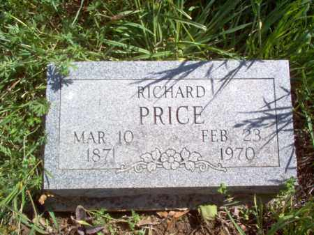 PRICE, RICHARD - Lee County, Arkansas | RICHARD PRICE - Arkansas Gravestone Photos