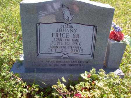 PRICE, SR., JOHNNY - Lee County, Arkansas | JOHNNY PRICE, SR. - Arkansas Gravestone Photos