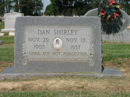 SHIRLEY, DAN - Lee County, Arkansas | DAN SHIRLEY - Arkansas Gravestone Photos