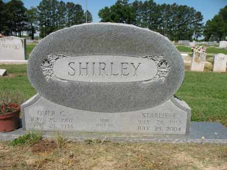 SHIRLEY, STARLIE E - Lee County, Arkansas | STARLIE E SHIRLEY - Arkansas Gravestone Photos