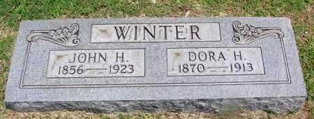 WINTER, DORA H - Lee County, Arkansas | DORA H WINTER - Arkansas Gravestone Photos