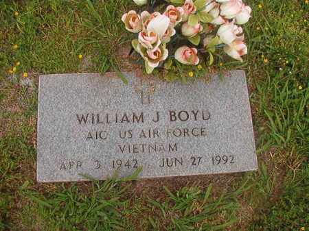 BOYD (VETERAN VIET), WILLIAM J - Lincoln County, Arkansas | WILLIAM J BOYD (VETERAN VIET) - Arkansas Gravestone Photos