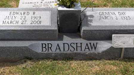 BRADSHAW, EDWARD R - Lincoln County, Arkansas | EDWARD R BRADSHAW - Arkansas Gravestone Photos