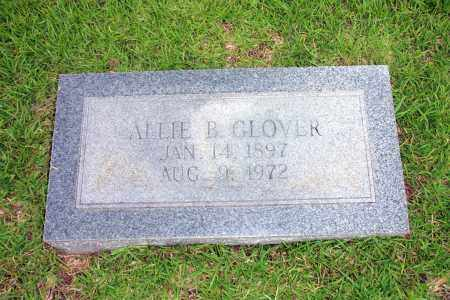 GLOVER, ALLIE - Lincoln County, Arkansas | ALLIE GLOVER - Arkansas Gravestone Photos