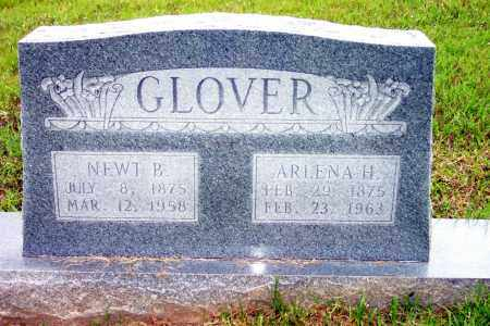 GLOVER, NEWT B - Lincoln County, Arkansas | NEWT B GLOVER - Arkansas Gravestone Photos