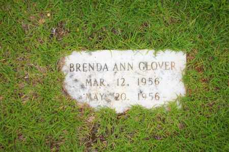 GLOVER, BRENDA - Lincoln County, Arkansas | BRENDA GLOVER - Arkansas Gravestone Photos