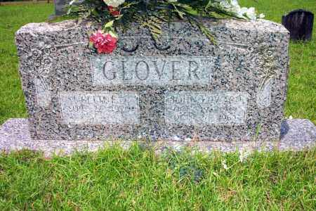 GLOVER, JOHN EDWARD - Lincoln County, Arkansas | JOHN EDWARD GLOVER - Arkansas Gravestone Photos